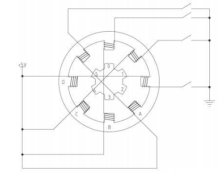 28BY-J48步进电机结构