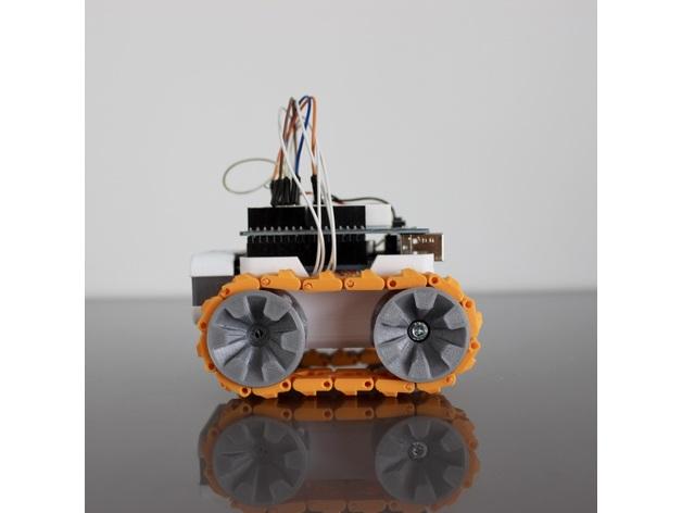 SMARS模块化机器人