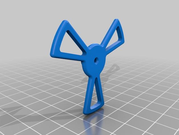 STAR 3D 打印零件