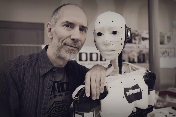 基于Arduino的开源机器人项目InMoov