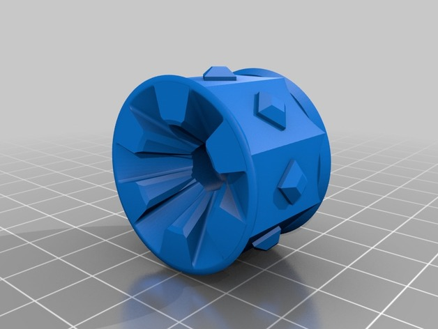 smars机器人轮子零件图