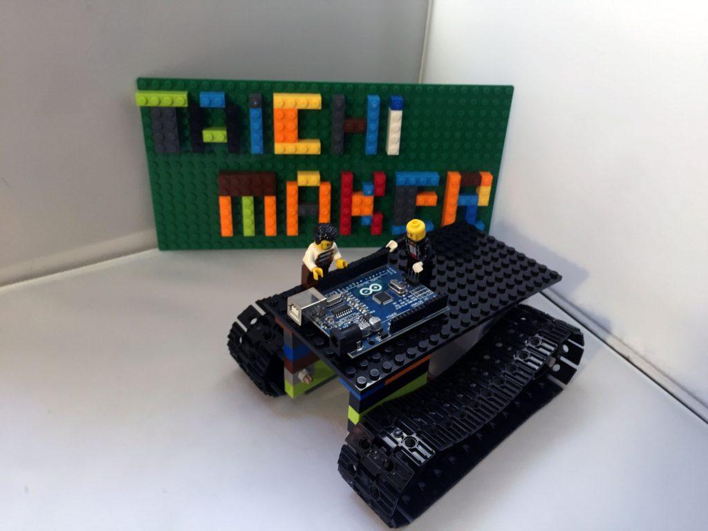 Arduino配合乐高模型