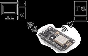 ESP8266-NodeMCU接入点(Access Point)工作模式