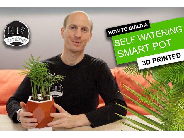 Arduino智能花盆