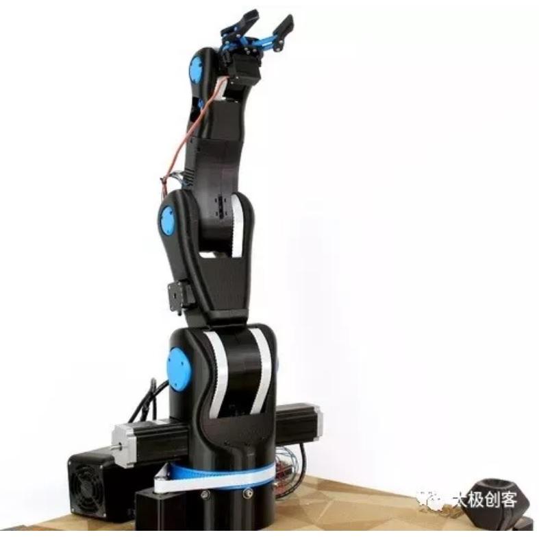 BCN3D-Moveo-机械臂