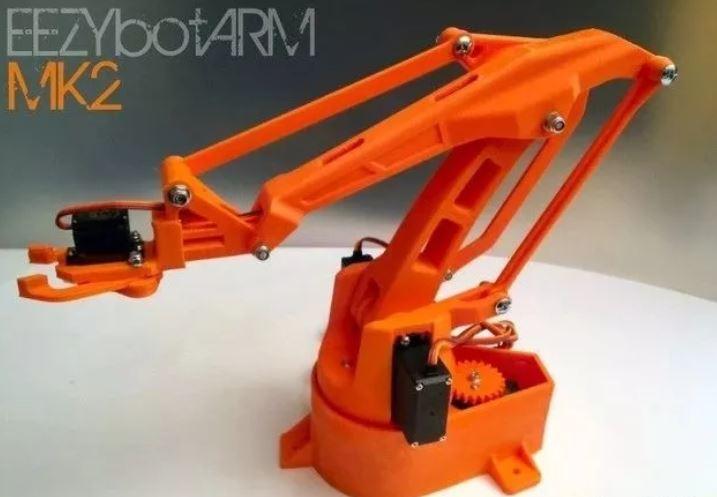 Arduino MK2 机械臂