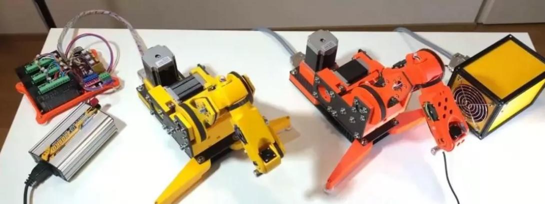 Small-Robot-Arm机械臂