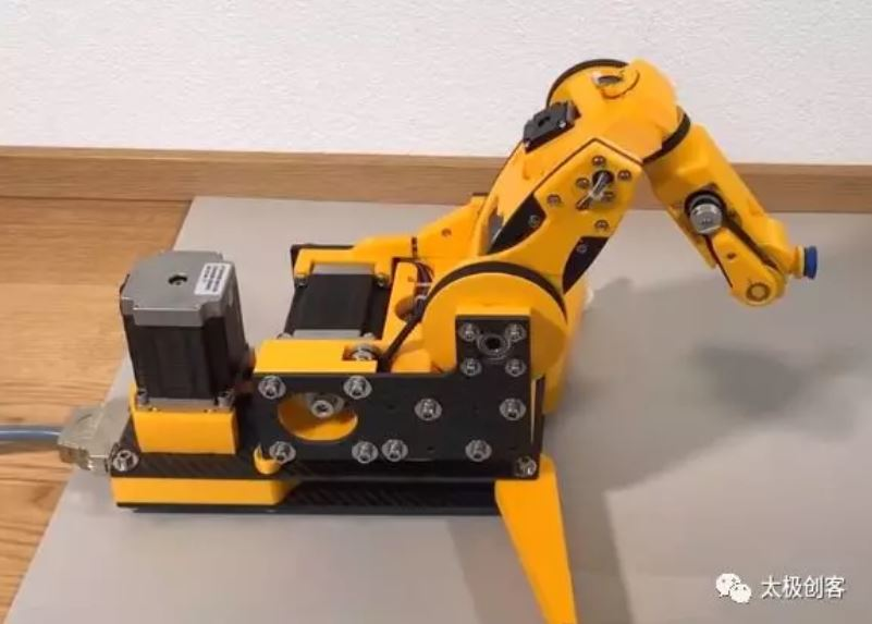 small-robot-arm-机械臂