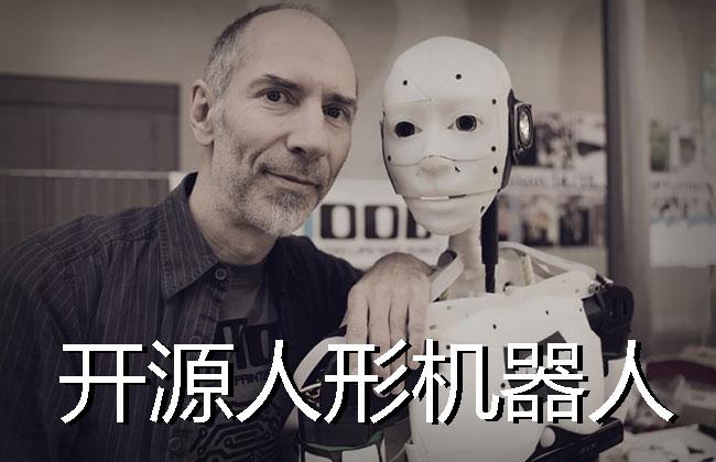 开源人形机器人